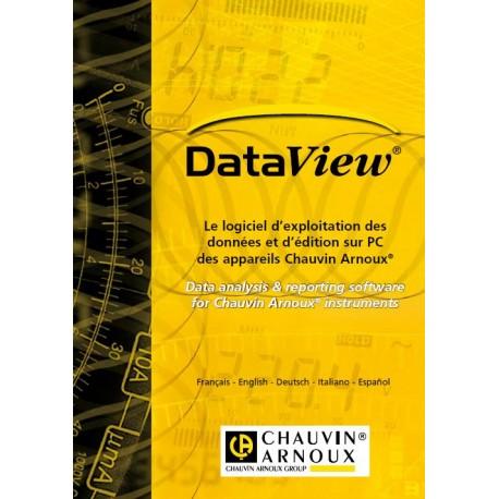 CHAUVIN ARNOUX DATA VIEW