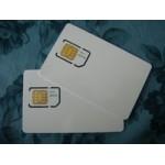 Carte GSM-R SIM/USIM
