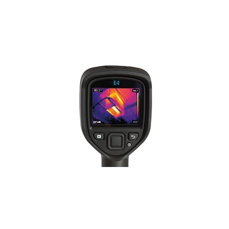 FLIR E4, caméra thermique